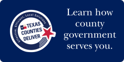 Learn how county government serves you.